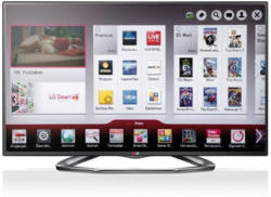 LG 42LA6208 200Hz Full HD LED LCD 3D Triple Tuner (DVB-C/T/S2), 3D-passiv