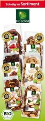 Bio-Nüsse/Trockenfrüchte