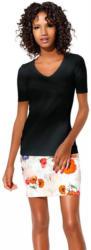 ASHLEY BROOKE by Heine Bodyform-V-Shirt mit Shaping Effekt
