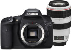 CANON EOS7D +EF 70-300L IS USM