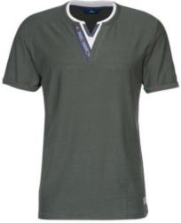 Shirt ´henley with double placket´