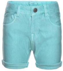 Slim Twill-Shorts