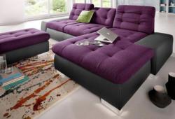 Sit & More Polsterecke, wahlweise XL oder XXL und mit Bettfunktion
