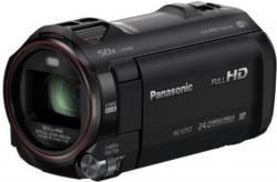 Panasonic HC-V757EG-K Schwarz High Definition Camcorder