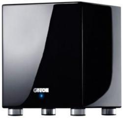 CANTON SUB600 black highgloss