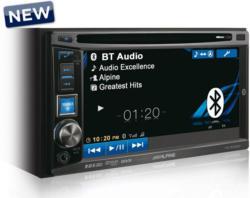 ALPINE IVE-W530BT2 DIN Mobile Media Station