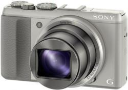 Sony DSC-HX50s Silber 20,4MP,30-fach optisch