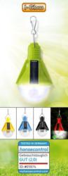 Dekoratives Solar-Leuchtmittel