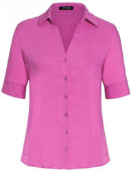 MORE&MORE Baumwoll/Stretch Bluse, pink