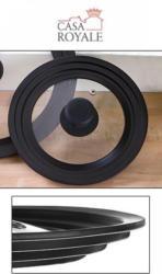 Universal-Glasdeckel für Ø von 16 - 20 cm