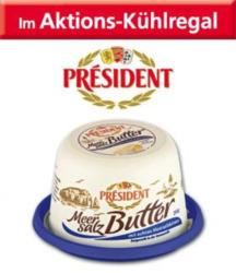 Meersalz Butter