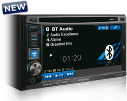 ALPINE IVE-W530BT 2 DIN Mobile Media Station