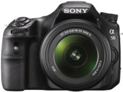 SONY ALPHA SLT-A58K + 18-55mm20,1Mio,SERP Artikel