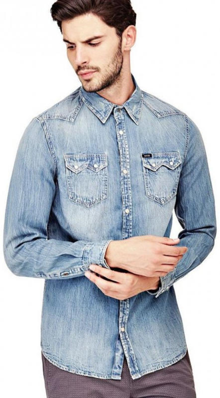 Guess Jeanshemd