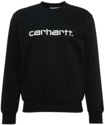 Sweatshirt mit Logo-Applikation