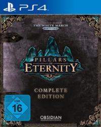 505 Games Playstation 4 - Spiel »Pillars of Eternity - Complete«