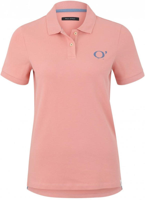 Polo-Shirt mit Spezial-Logo-Design
