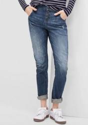 s.Oliver RED LABEL Bowleg: Lässige Destroyed-Jeans