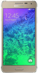 Samsung Galaxy Alpha G850F 32GB Gold SM-G850FZDEATO