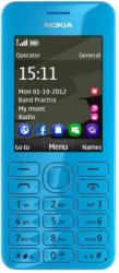 Nokia 206 Dual-SIM cyan