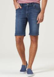PIONEER Basic Jeans-Bermuda Herren Bermuda