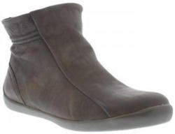 softinos klassische Stiefelette »NEA341SOF washed leather«