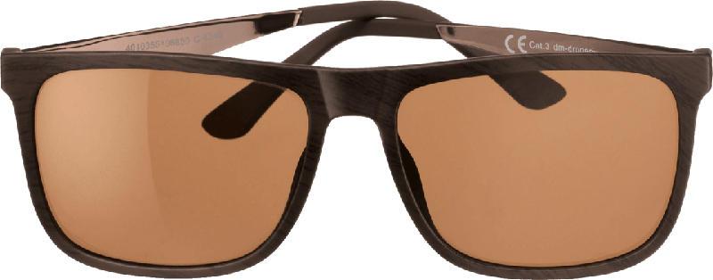 SUNDANCE Sonnenbrille für Erwachsene braun