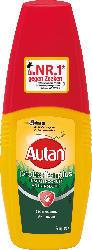 Autan Insektenschutzspray Protection Plus Zeckenschutz