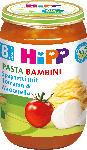 dm-drogerie markt Hipp Menü Pasta Bambini Spaghetti mit Tomaten & Mozarella ab 8. Monat