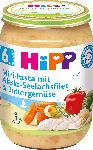 dm-drogerie markt Hipp Babymenü Mini-Pasta mit Alaska-Seelachsfilet & Buttergemüse ab 6. Monat