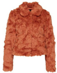 Fake Fur Jacke ´Viperlo´