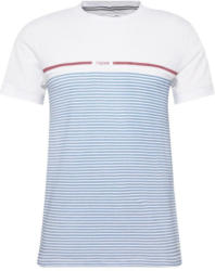 T-Shirt ´Tee with cutline and stripe´