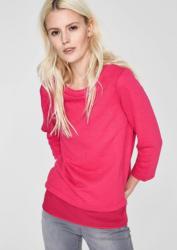 s.Oliver BLACK LABEL Jacquard-Shirt mit Layering
