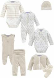 Neugeborenen-Geschenkset (Set, 8 tlg.)