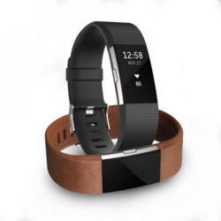 fitbit Activity Tracker »Charge 2 Bundle - Large«