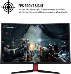 "MSI Optix Curved FHD Monitor 80cm (32"") »Optix AG32C-3086«"
