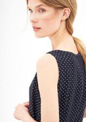 s.Oliver BLACK LABEL Kleid aus zartem Chiffon