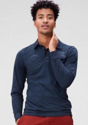 s.Oliver RED LABEL Schmales Garment Dye-Poloshirt