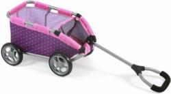 CHIC2000 Puppen Ziehwagen, »Skipper, lila-pink«