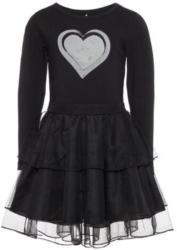 Langärmeliges Slim Fit Kleid