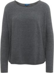 knit Pullover mit Struktur