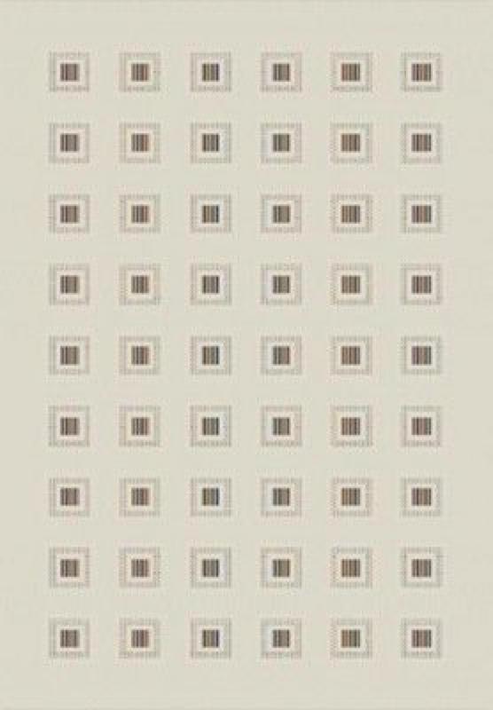 Novel Flachwebeteppich beige, multicolor