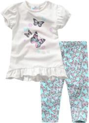 Baby-T-Shirt und Leggings