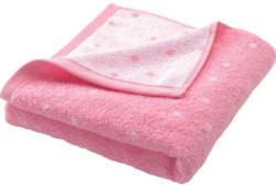 Handtuch mit Tupfen