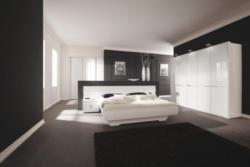 Venda Schlafzimmer In Weiß  weiß