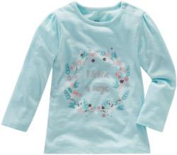 Baby Langarmshirt mit Glitzer-Motiv
