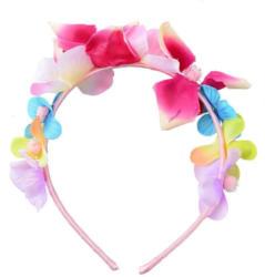 Mädchen-Haarreifen mit Blüten