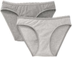 2 Damen-Slips