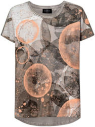 Damen T-Shirt mit Ziersteinen