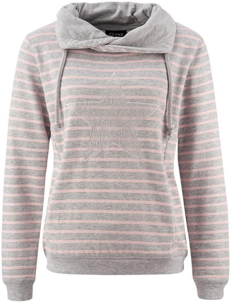 Damen Sweatshirt mit elastischem Saum | Ernsting's family
